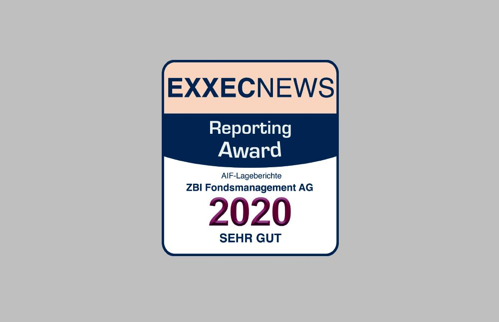 ExxecNews Reporting-Award
